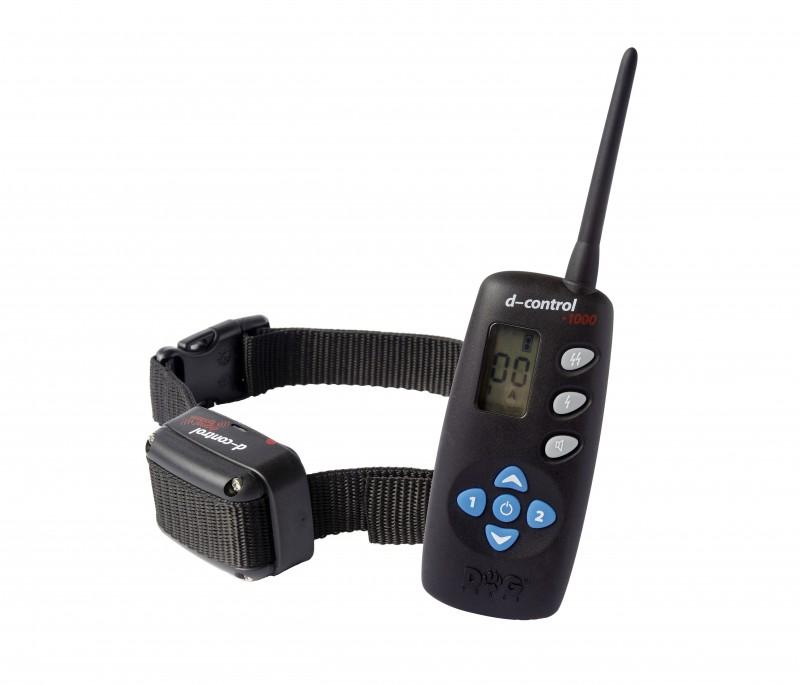 Dog Trace D-control 1000 elektro. výcvikový obojek