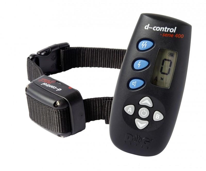Výcvikový obojek Dog Trace D-control 400