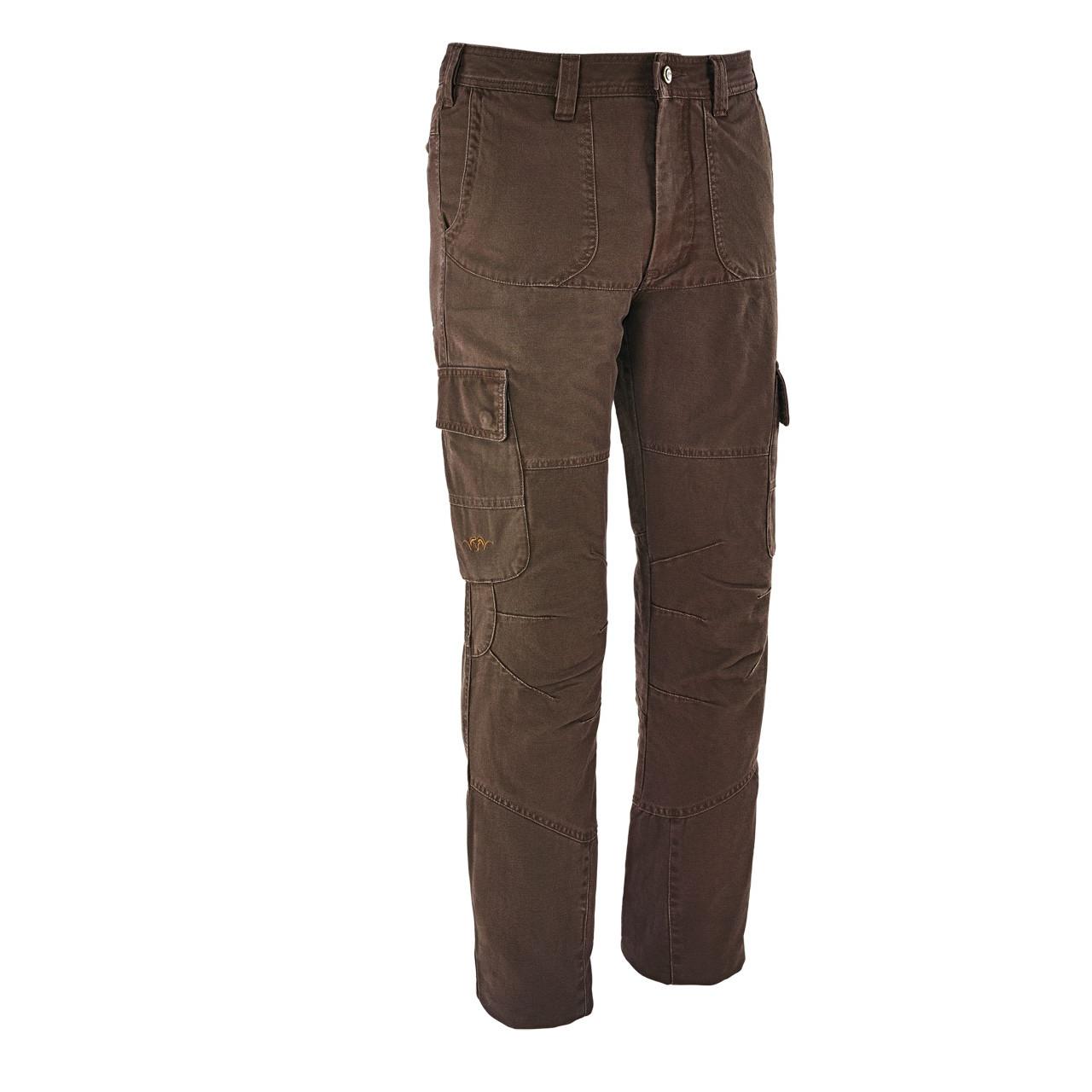 Blaser Canvas - kalhoty zimní, pánské Velikost: 52