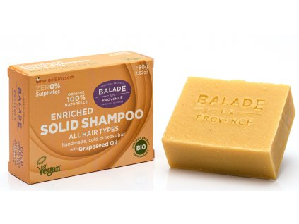 Shampoo Enriched 80
