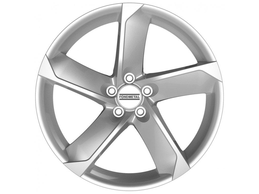 Fondmetal 7900 Glossy Silver