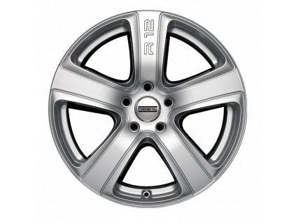 Fondmetal R12 Silver FRONT