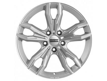 Fondmetal FMI02 Alke Glossy Silver
