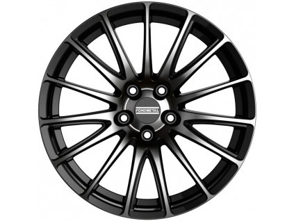 Fondmetal 7800 Glossy Black Machined