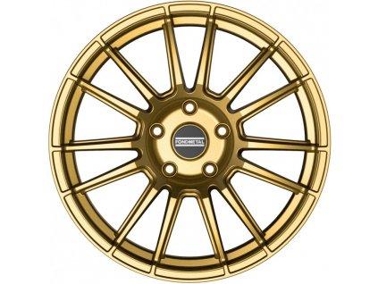 Fondmetal 9RR GLOSSY GOLD