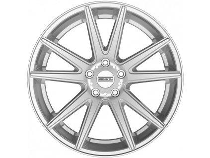 Fondmetal STC10 Glossy Silver