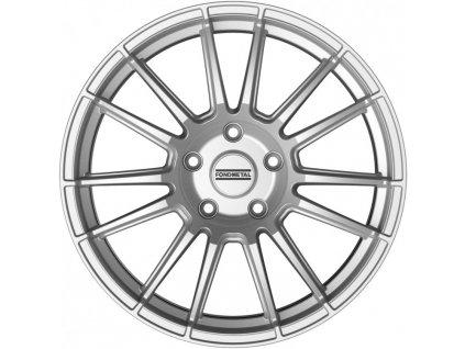 Fondmetal 9RR Glossy Silver