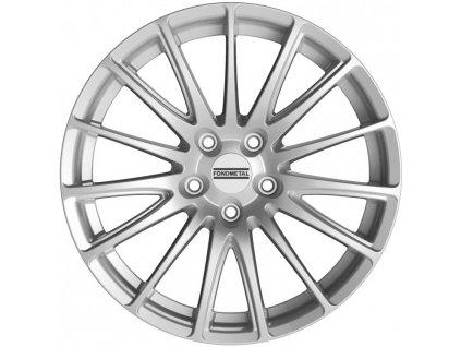 Fondmetal 7800 Glossy Silver