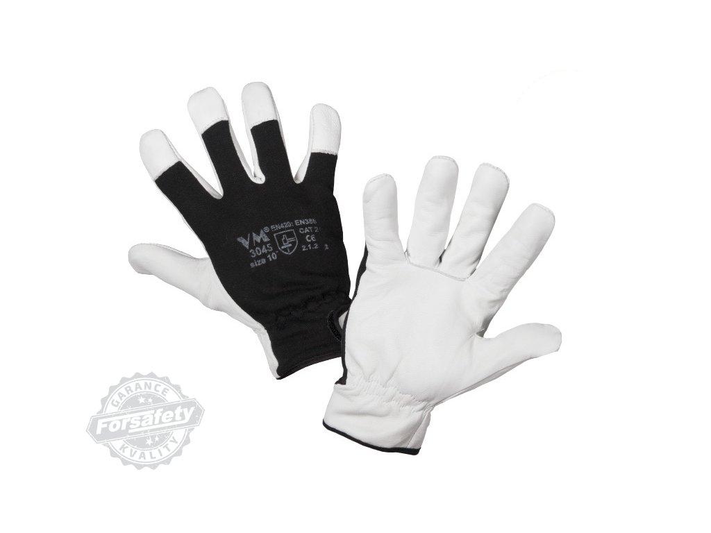 3045-ochranné pracovní rukavice (Velikost 10)