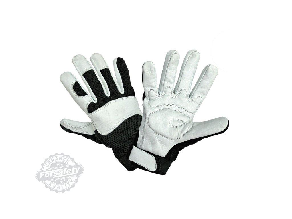 2140-ochranné pracovní rukavice (Velikost 10)
