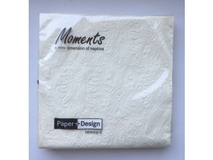 Ubr. moments ornament cream