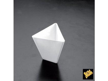 TRIANGLE white
