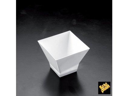 Finger Food miska - PAGODA 90 ml. 25 ks.