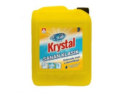 Krystal sanan 5l plísně, viry, bakterie