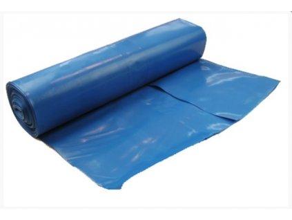 Odp. pytle 120l modre 60my