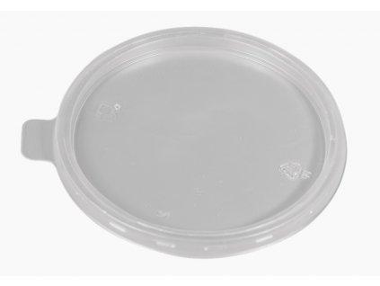 Plastové víčko PP na termo misky