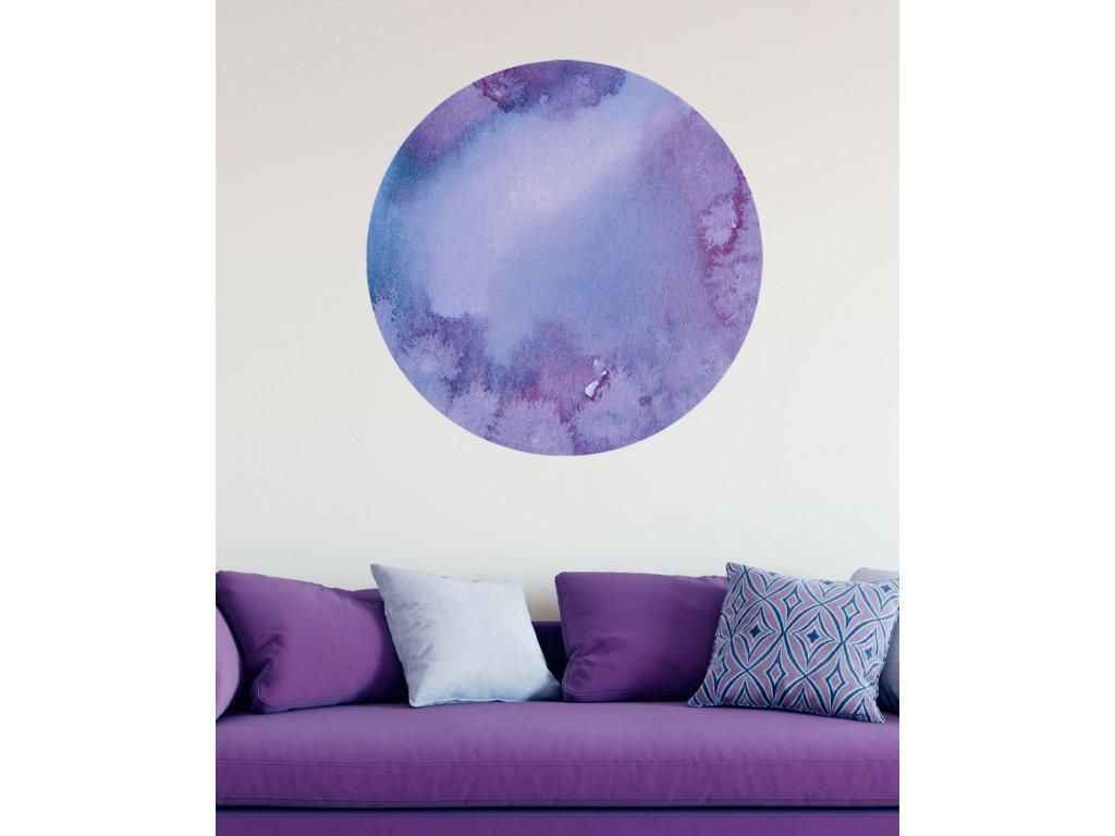 Přemístitelný kruh Violet