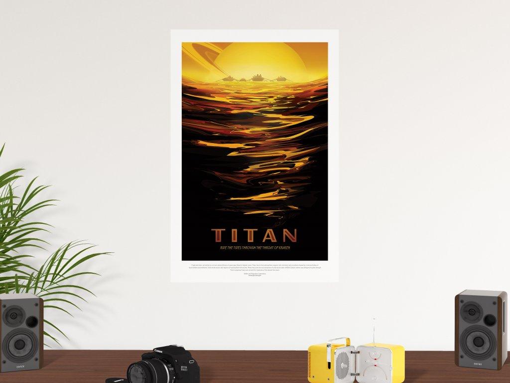 samolepici plakat platno phototex titan