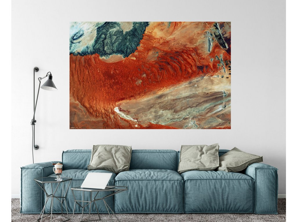 samolepici obraz Narodni park Namib Naukluft