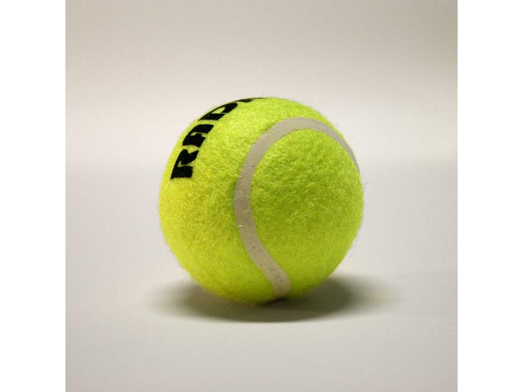 tenisovy micek pomucka pro lepeni samolepek na hrube povrchy