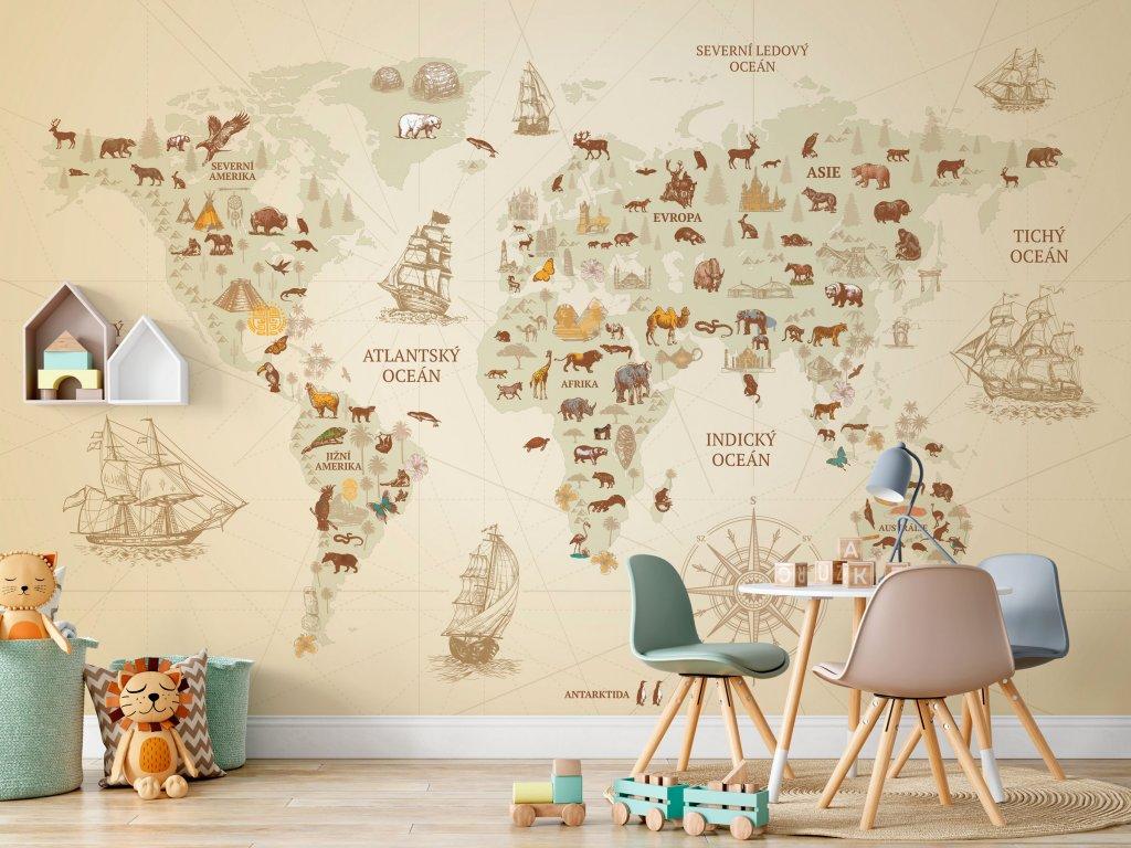 mapa-sveta-na-zed-pro-deti-lode