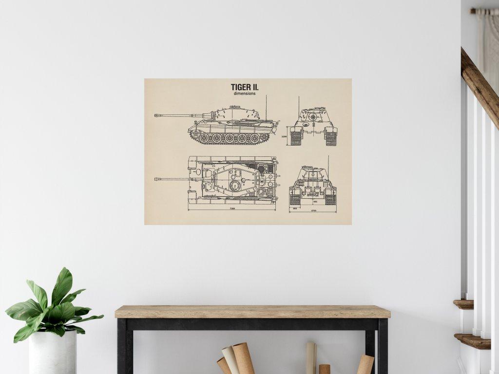 patent tiger 2 tank na zed