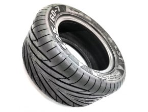 13 Inch Ultra Wide Tubeless Tire for Dualtron X