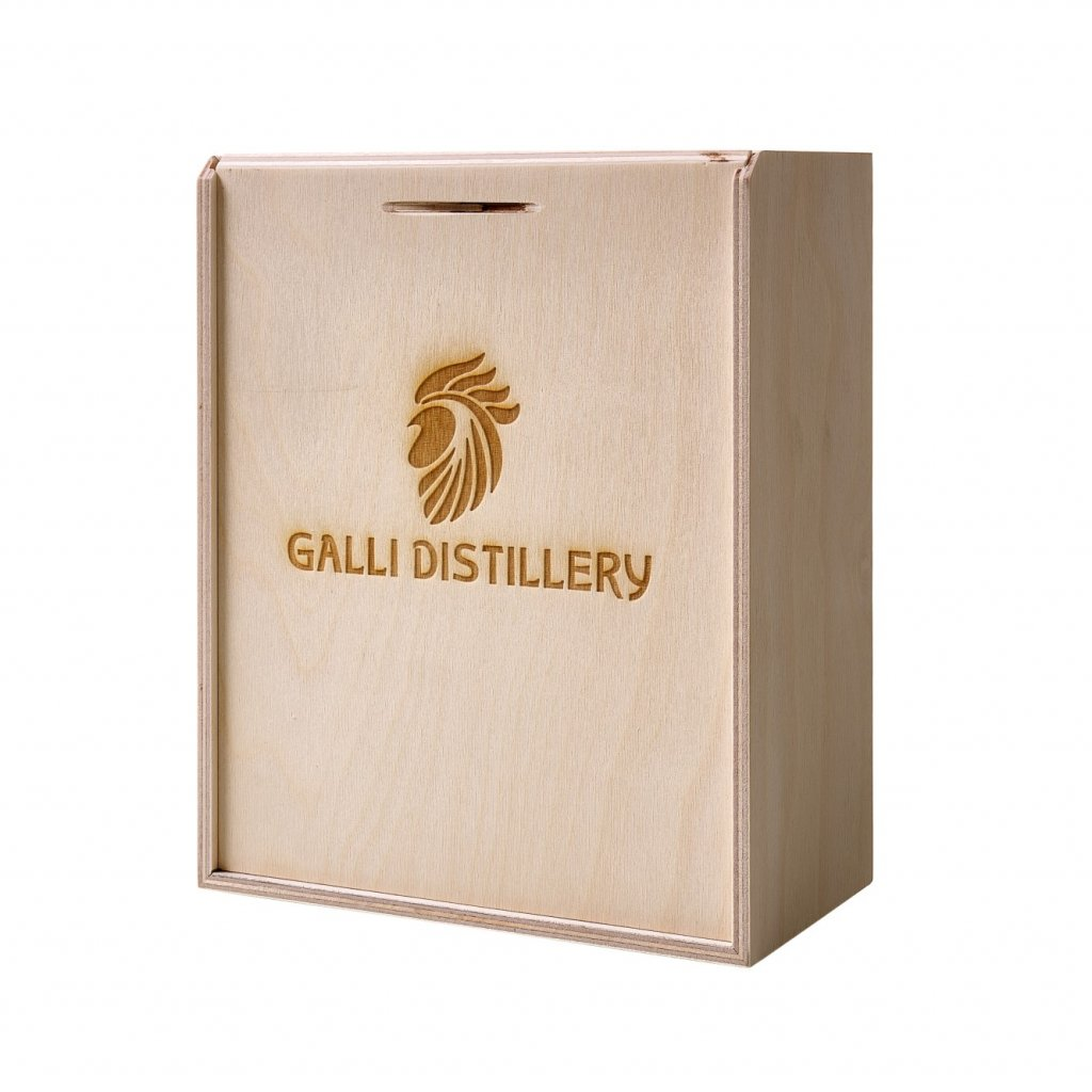 GALLI DISTILLERY DARKOVE BALENI 2LAHVE A