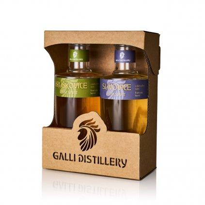 GALLI DISTILLERY DARKOVE BALENI H d.s. S d.s. 200ml