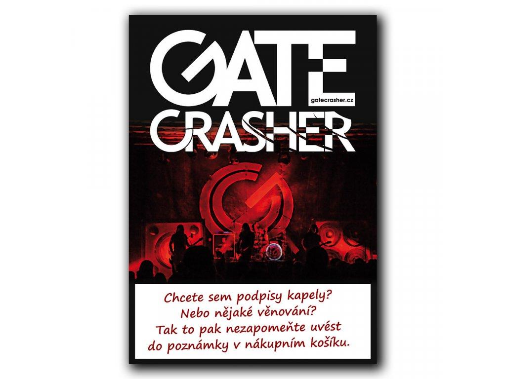 plakát GATE Crasher