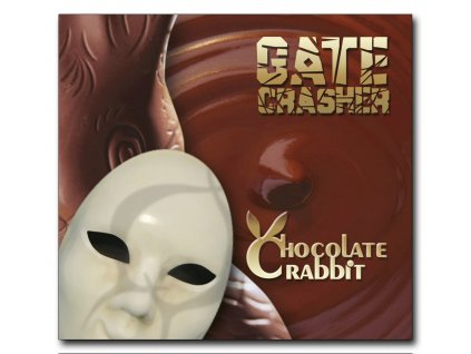 CD chocolate rabbit