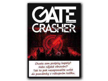 plakát GATE Crasher