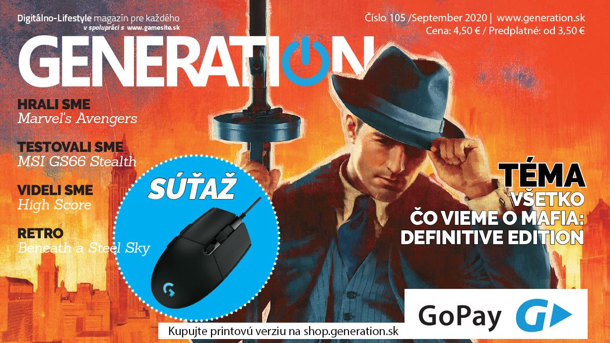 Generation 105 – Mafia, kam sa len pozriete