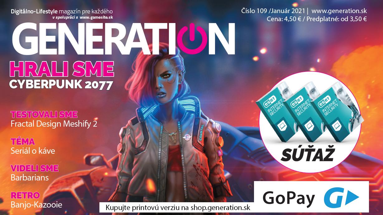 Generation 109 – Ako dopadol Cyberpunk 2077?