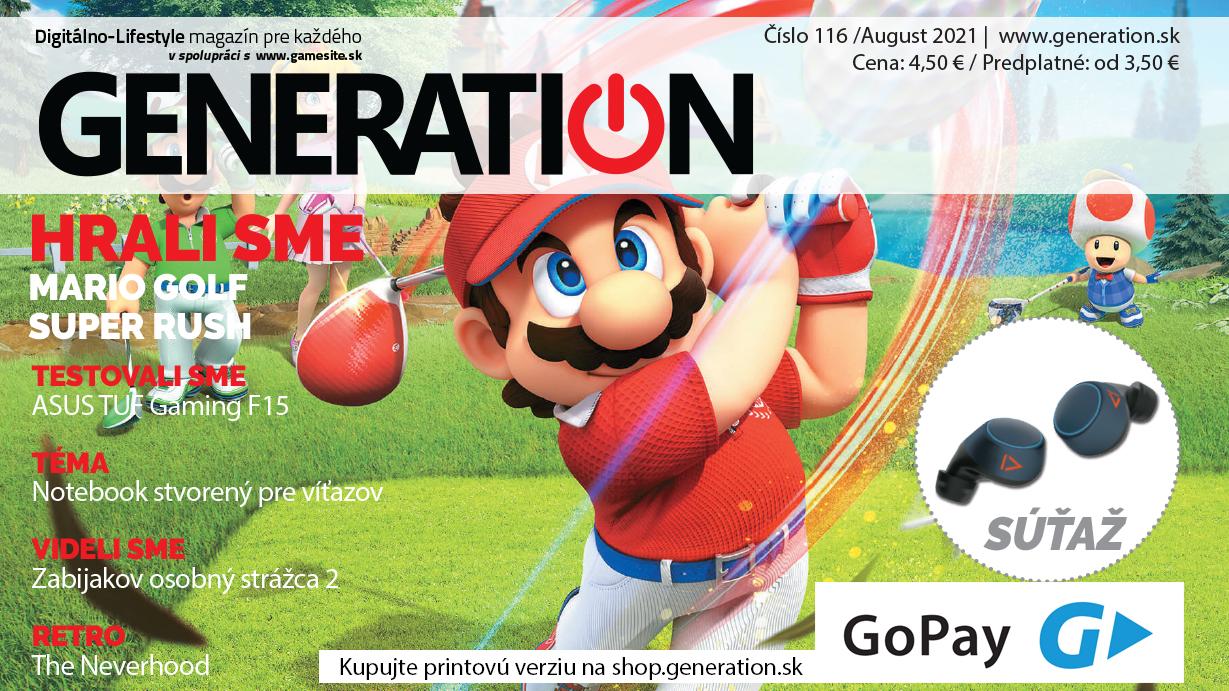 Generation 116 - už sa to kráti...