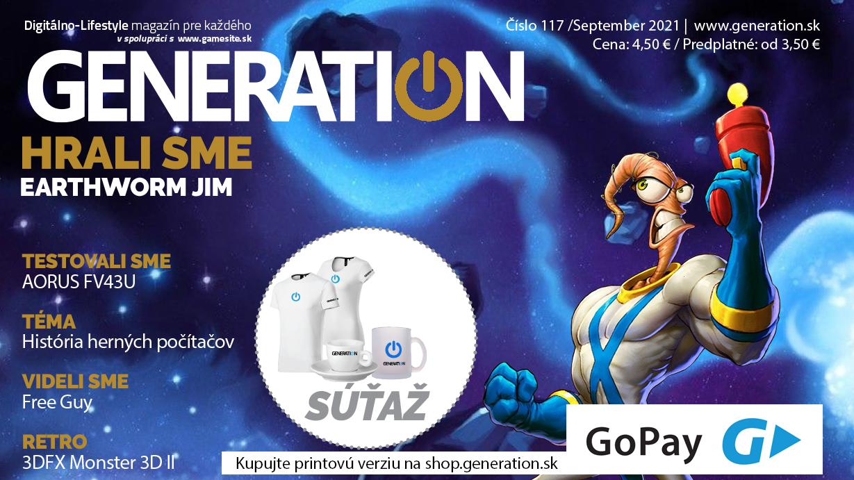 Generation 117 – škola volá...
