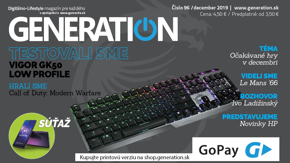 Generation 96 – Kapitán Price je späť!