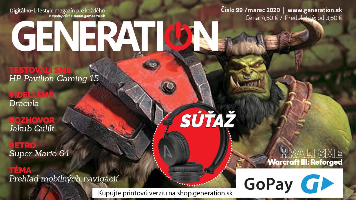 Generation 99 – Legendárny Warcraft III sa vracia