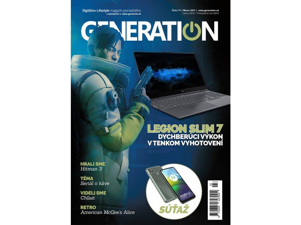 Generation 111-03/2021