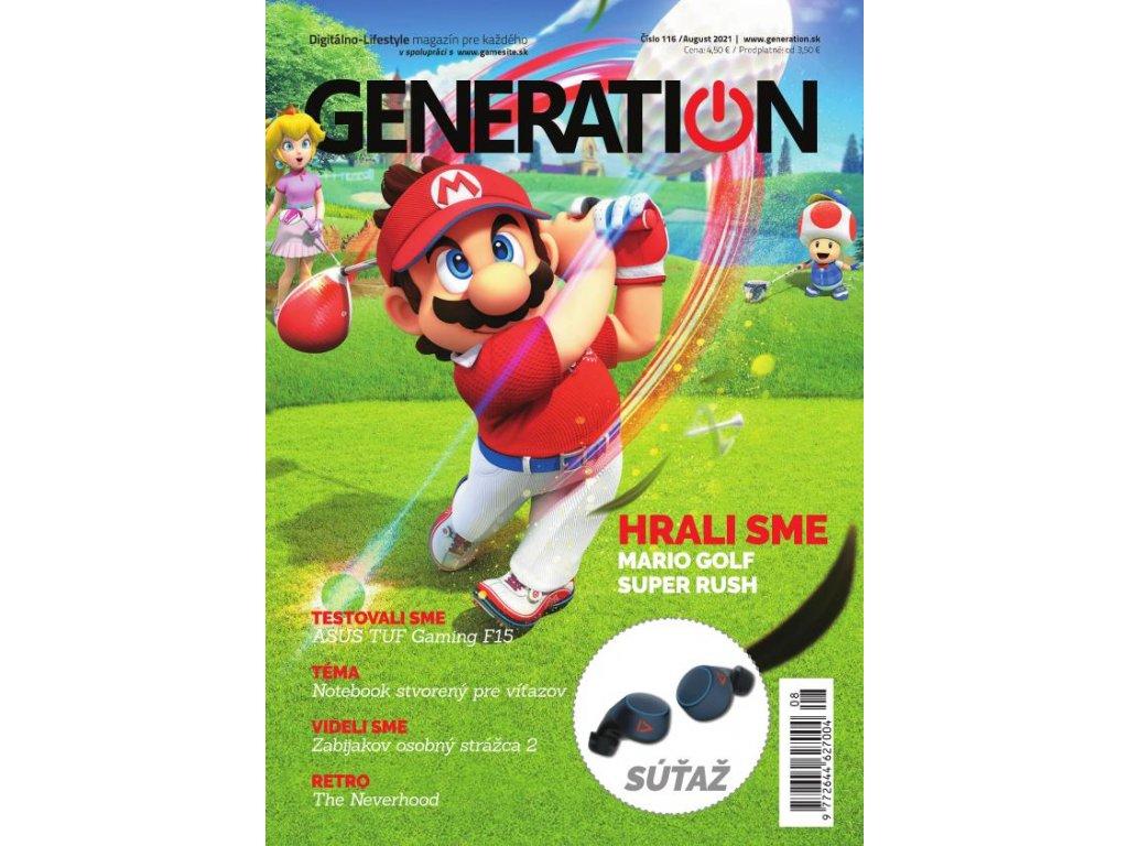 gs august 2021 Mario 2