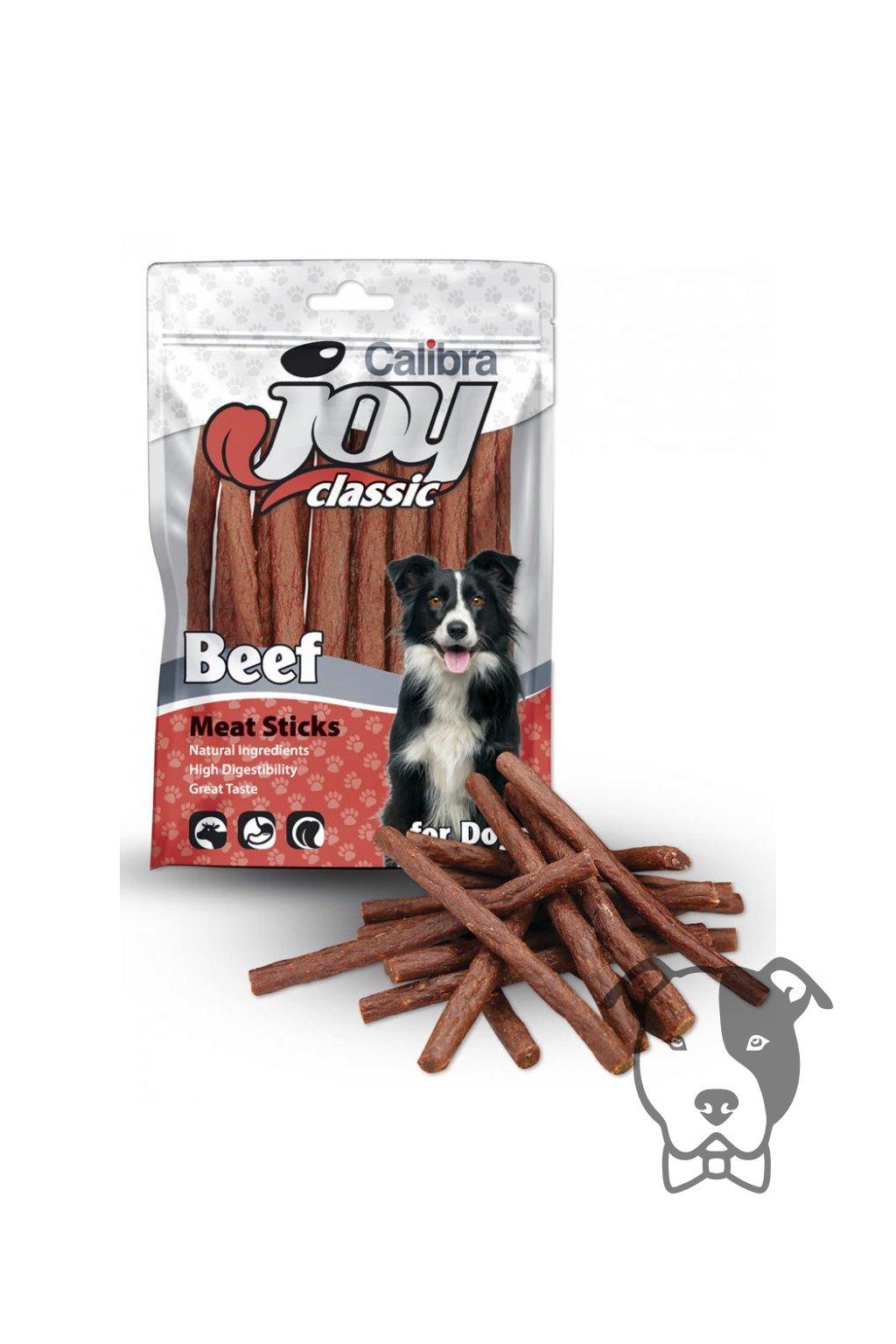 41369 calibra joy beef stick 100g