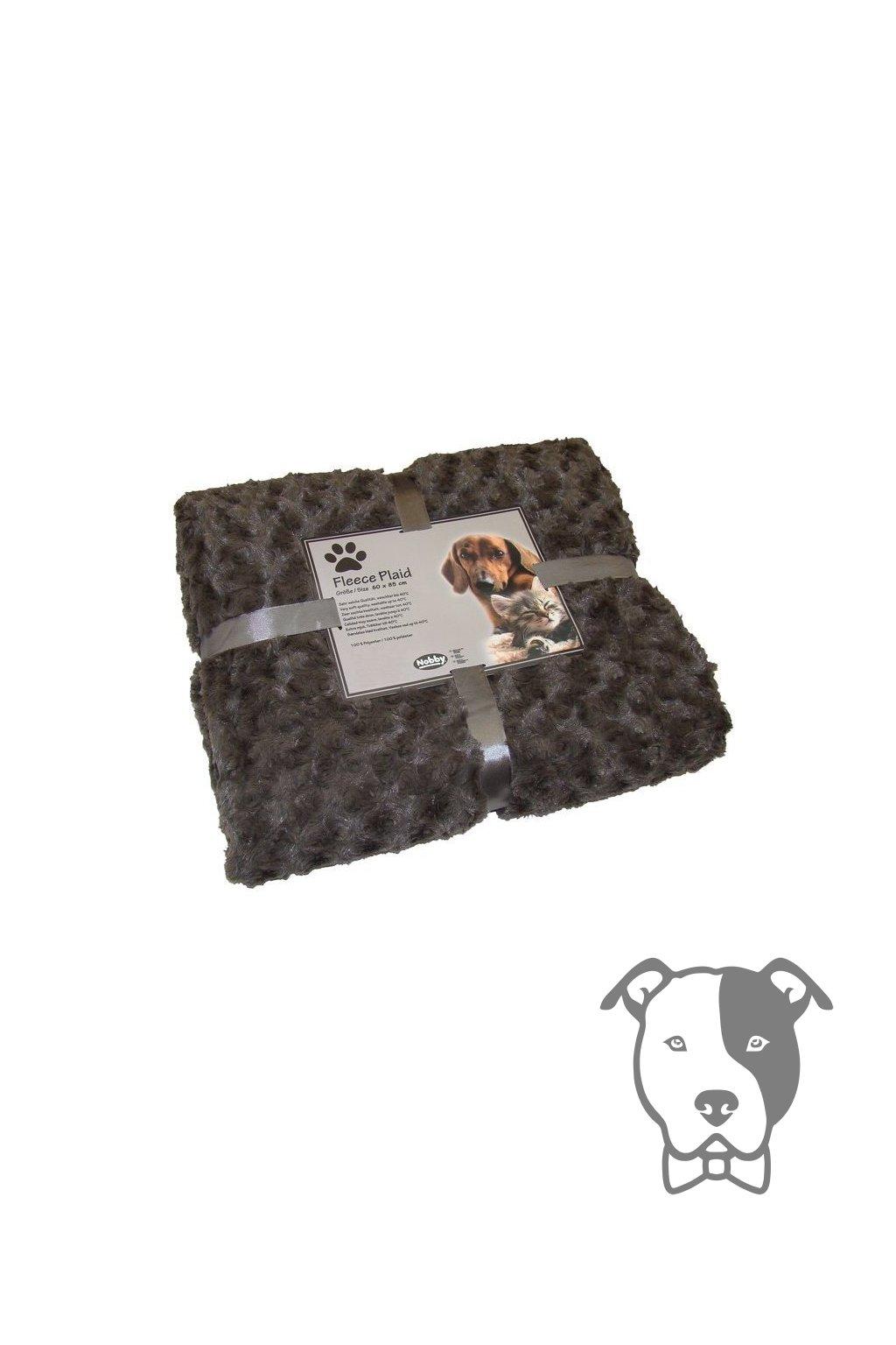 Extra měkká deka pro psy Super SOFT 85x60cm - Nobby