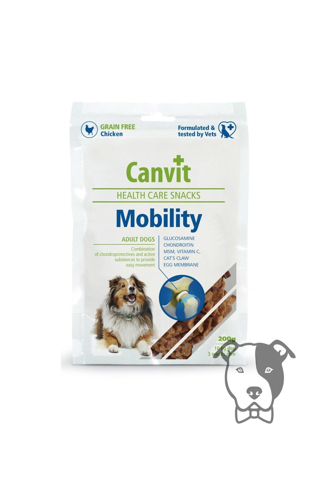 Funkční pamlsky mobilita 200g - Canvit