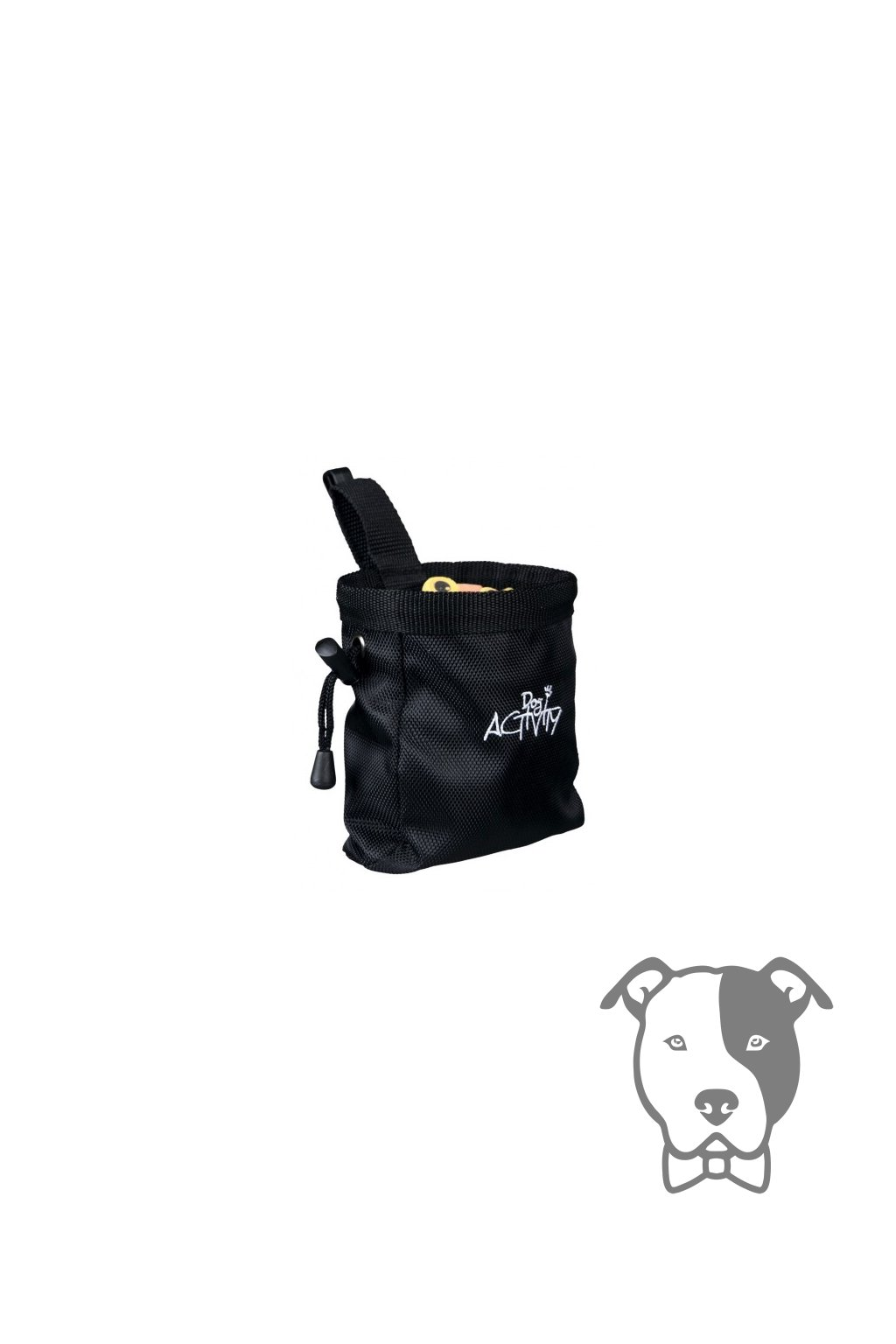trixie snack beutel dog activity baggy deluxe 10x14 schwarz 720x600