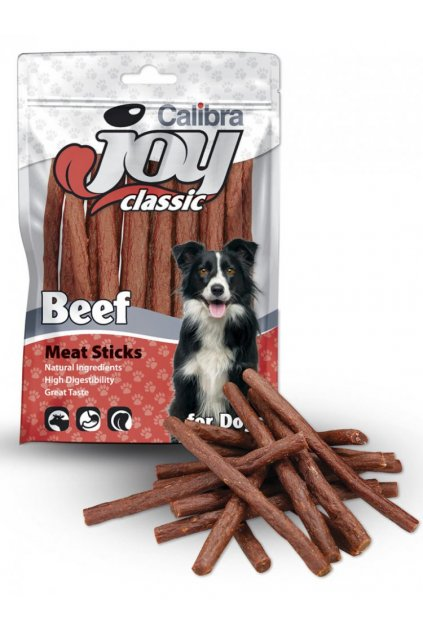 41369 calibra joy beef stick 100g