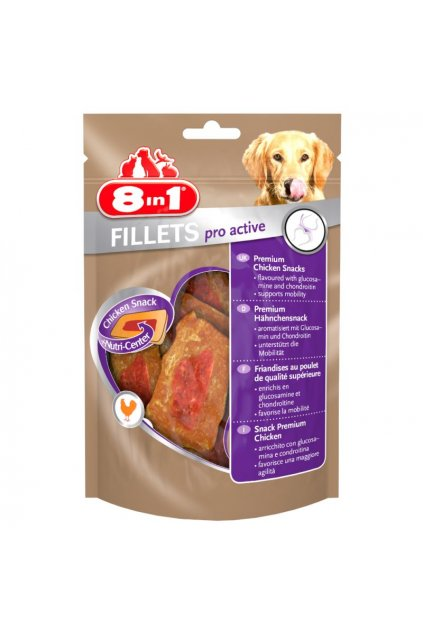 52298 pla 8in1 fillets proactive 80g 7