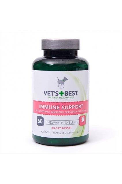 Tablety na podporu imunity pro psy 60ks - Vet's Best