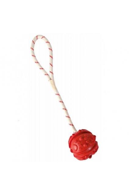 Plovoucí vrhací míč na šňůře 35cm - Trixie