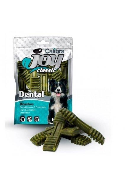 Dentální pamlsky Kartáčky 85g - Calibra Joy