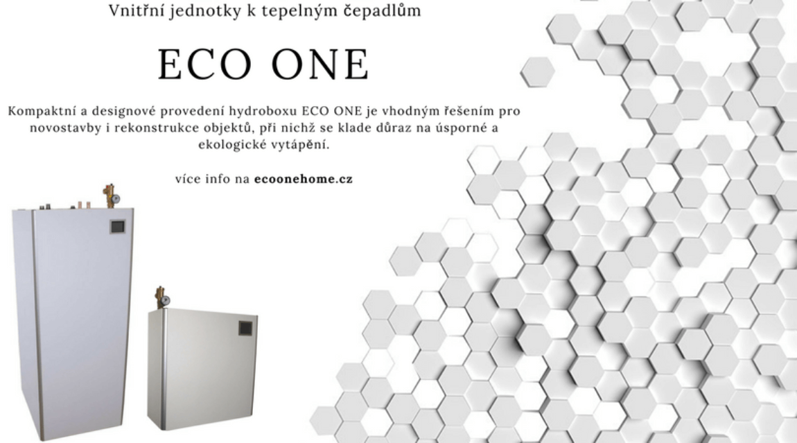 jednotky ECO ONE